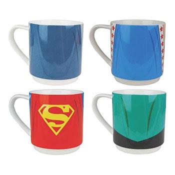Tasses Justice League