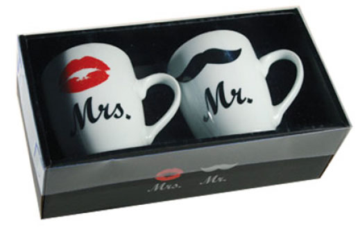 Mugs Mr et Mrs