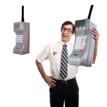 Téléphone Portable Gonflable Géant