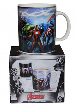 Mug Marvel Thermo-réactif