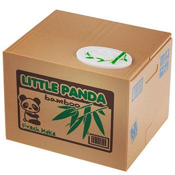 Tirelire Panda Gourmand